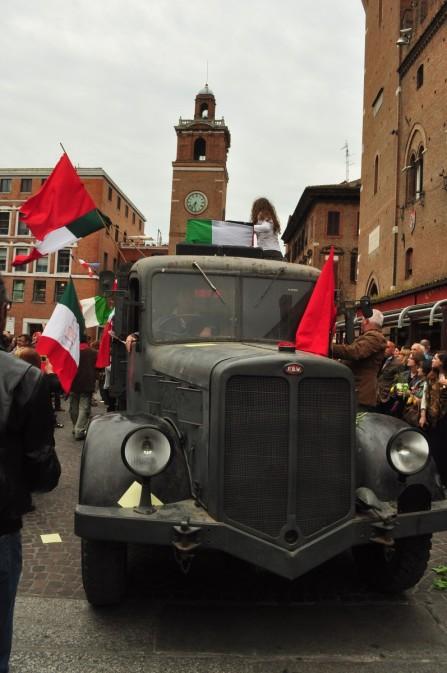 Liberazione 2015 Ferrara